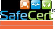 SafeCert Awards – Awarding Body for Qualifications and Certification Logo